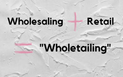 """What is """"wholetailing""""?"""